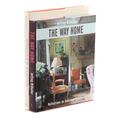 "First Edition Interior Design Books Featuring ""The Way Home"" by Jeffrey Bilhuber"
