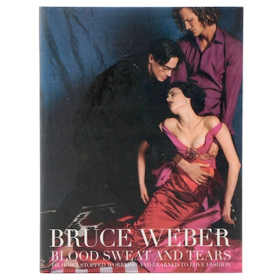 "First Edition ""Blood Sweat and Tears"" by Bruce Weber, 2005"