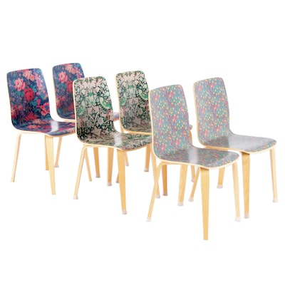 "Decorative Laminate ""Liberty"" Tamsin Dining Chairs for Anthropology"