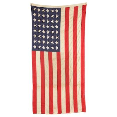 48 Star American Flag by Bull Dog Bunting