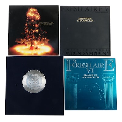 Mannheim Steamroller Fresh Aire Collectors Series, Christmas and Other Records