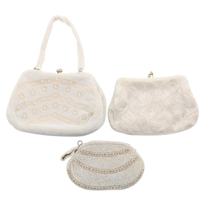 Walborg and Other Beaded Evening Bags and Coin Purse
