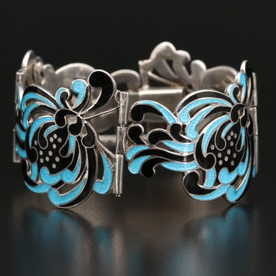 "Margot de Taxco ""Chrysanthemum"" Bracelet"
