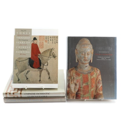 Chinese Archaeology, Art, and Furniture Books and Catalogs