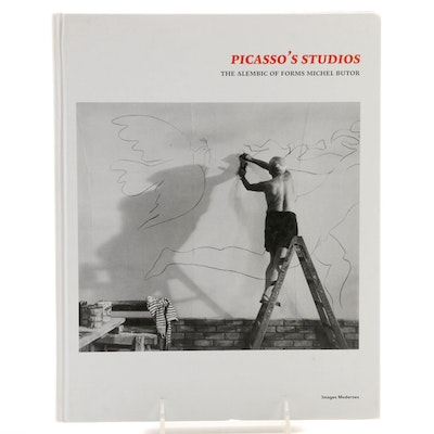 """Picasso's Studios: the Alembic of Forms"" by Michel Butor, 2003"