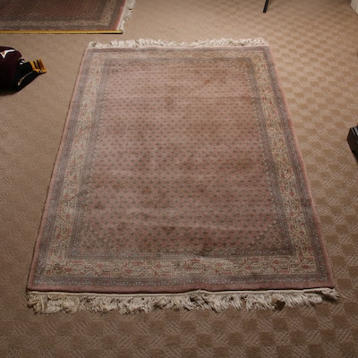 4'1 x 6'6 Pande Cameron New York Hand-Knotted Indo-Persian Rug