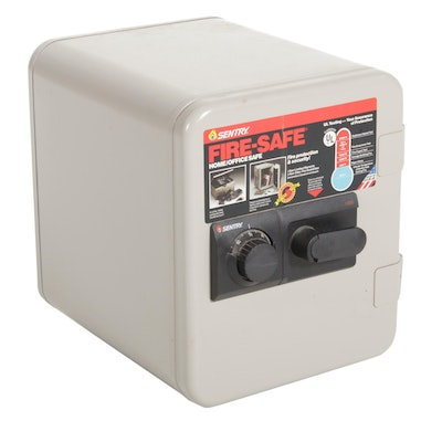 Sentry Fire-Safe Model 1250 Combination Lock
