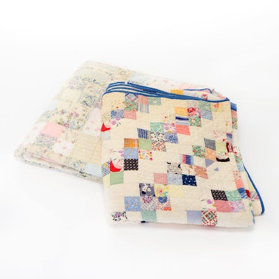 Handcrafted Patchwork Quilts