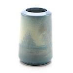 George Edward Diers Rookwood Pottery Scenic Vellum Vase, 1921