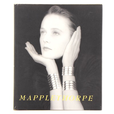 "First Edition ""Some Women"" by Robert Mapplethorpe with Dust Jacket, 1989"