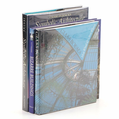 """""""Bizarre Buildings"""" by Paul Cattermole and Other Architecture Books"""