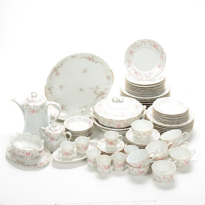 "Hutschenreuther ""The Richelieu"" and Other Porcelain Dinnerware and Serveware"