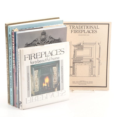 "Architecture and Other Nonfiction Books Including ""Wrought Iron in Architecture"""