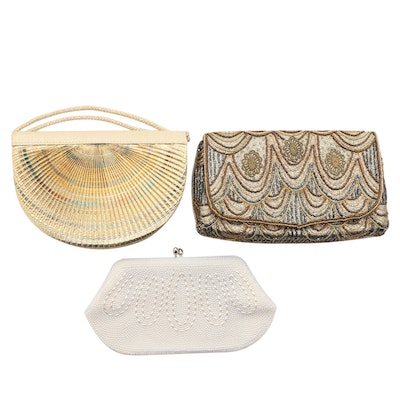 Embellished Clutch Purse Evening Bags