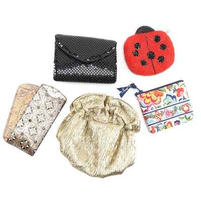 Vera Bradley, Carolyne Barton and Other Handbags, Coin Purses and Eyewear Cases