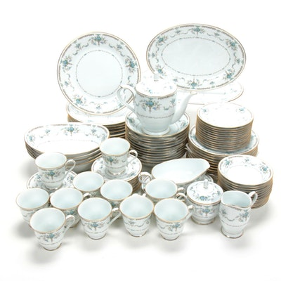 "Noritake ""Cotillion"" Porcelain Dinnerware and Serveware"