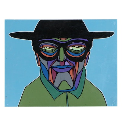 Dr.Nuse89 Graphic Art Acrylic Painting, 2011