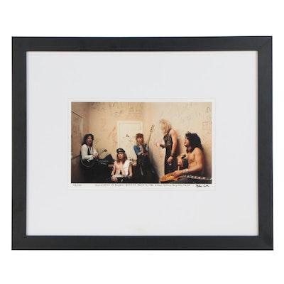 "Marc Canter Digital Photographic Print ""Guns N. Roses at Fender's Ballroom"""