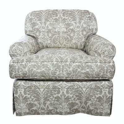 "Hoffman & Albers ""Designer's Choice"" Upholstered Armchair"
