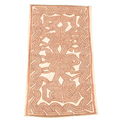 Papua New Guinea Tapa Bark Cloth
