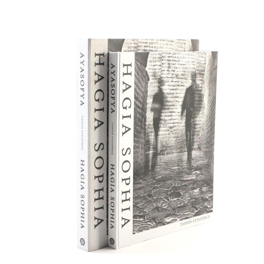 "Limited Edition Turkish-English ""Hagia Sophia"" by Tahsin Aydoğmuş, 2008"