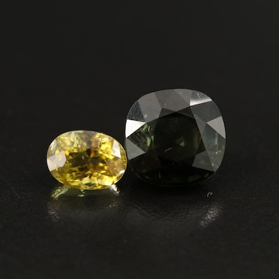 Loose 9.98 CTW Tourmaline