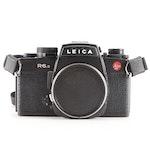 Leica R6.2 Camera with a Leica R8 Manual
