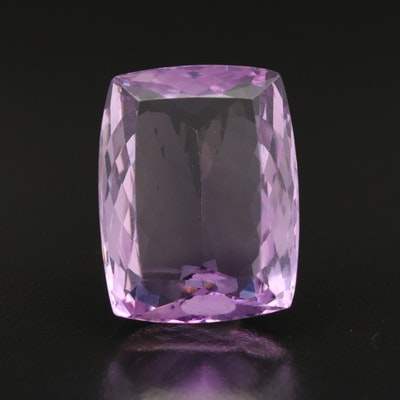 Loose 59.75 CT Rectangle Amethyst