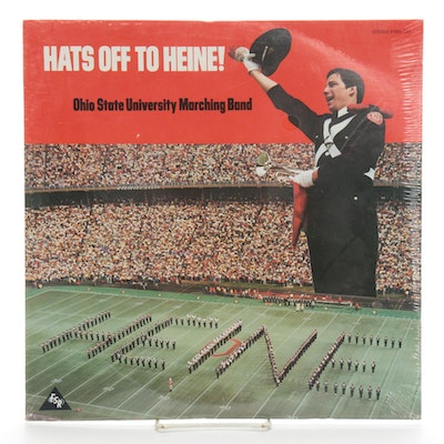 "1978 ""Hats off to Heine!"" Ohio State University Marching Band Record"