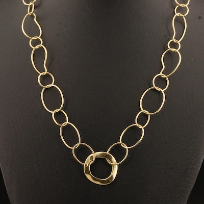 Ippolita 18K Chain Link Necklace