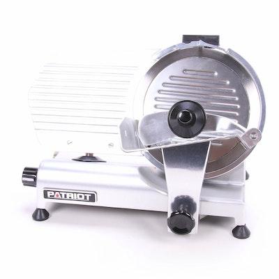 """Patriot Commercial 10"""" Meat Slicer, Model SL250ES-10"""