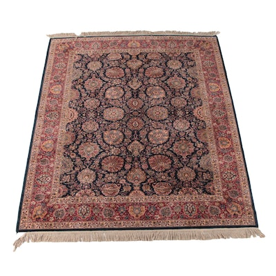 "8'9 x 10'11 Machine Made Karastan ""Kazvin"" Wool Area Rug"