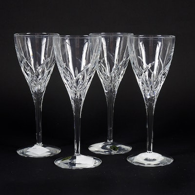 """Waterford Crystal """"Merrill"""" Goblets, 2000–2018"""