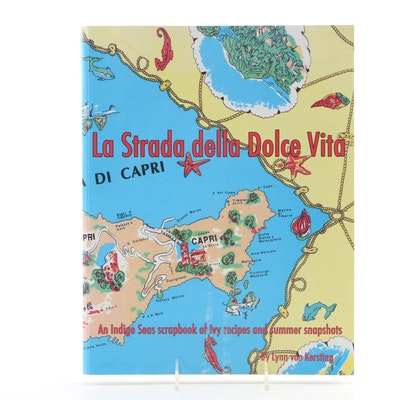 "First Edition ""La Strada della Dolce Vita"" by Lynn von Kersting"