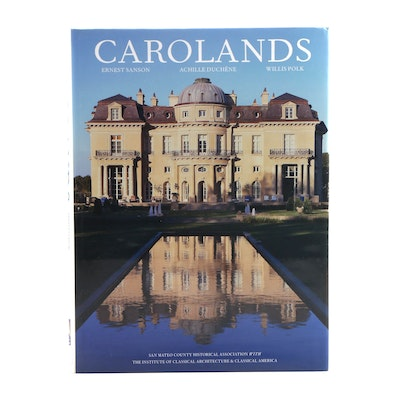 "First Edition ""Carolands"" by Michael Middleton Dwyer, 2006"