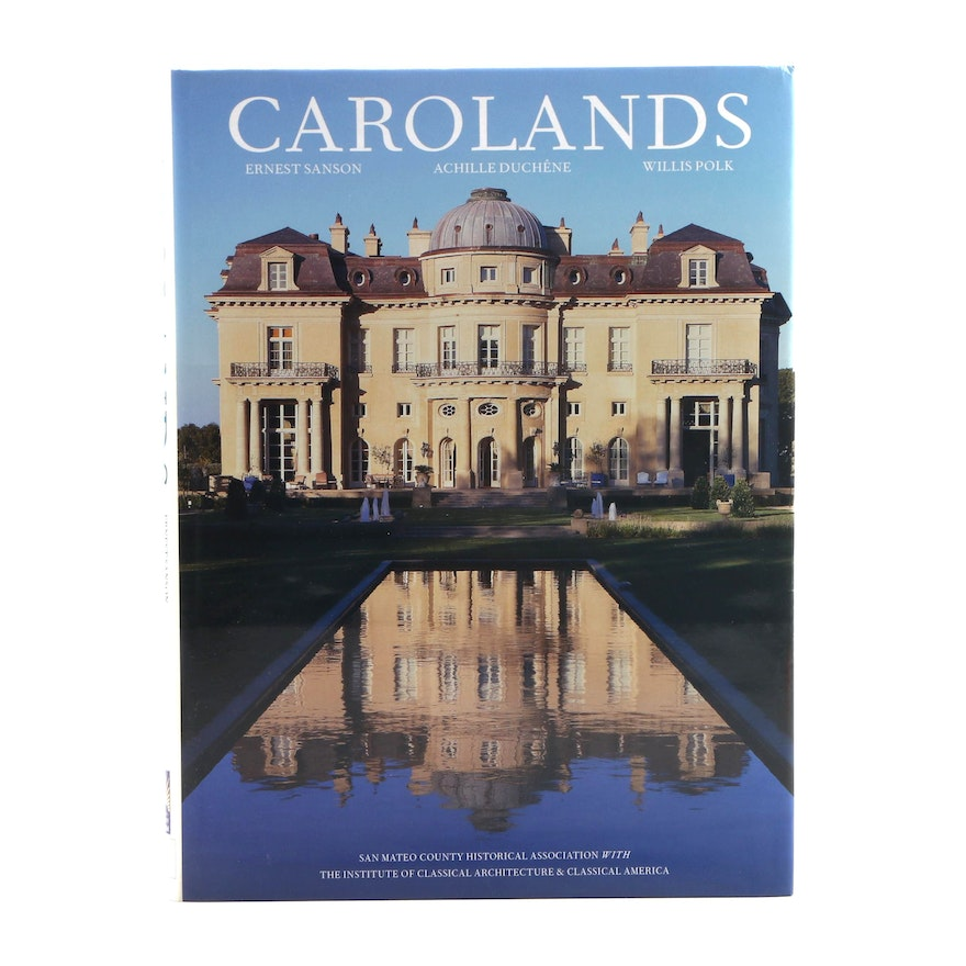 """First Edition """"Carolands"""" by Michael Middleton Dwyer, 2006"""