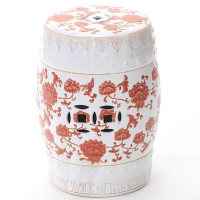 Ceramic Chinese Garden Stool