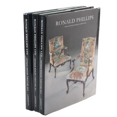 Ronald Phillips Limited Hardback Catalogs, 2010–2012