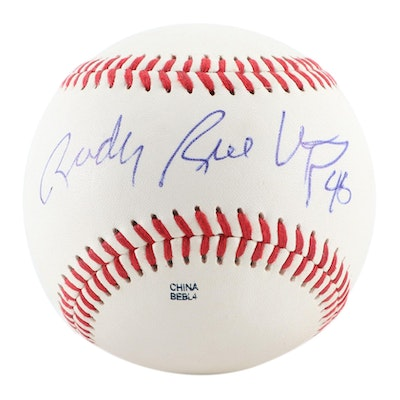 "Rudy Ruettiger ""Rudy The Movie"" Signed Rawlings Baseball, Tristar COA"