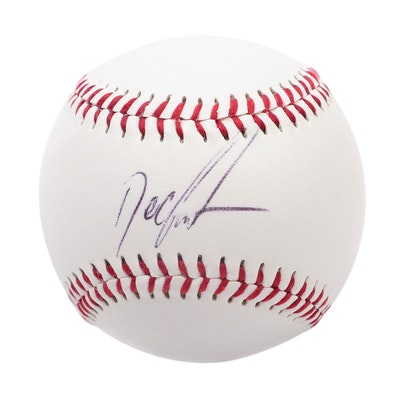 Doc Gooden Autograph Baseball