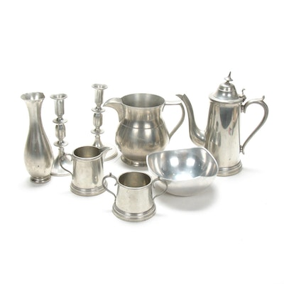 Pewter Table Accessories