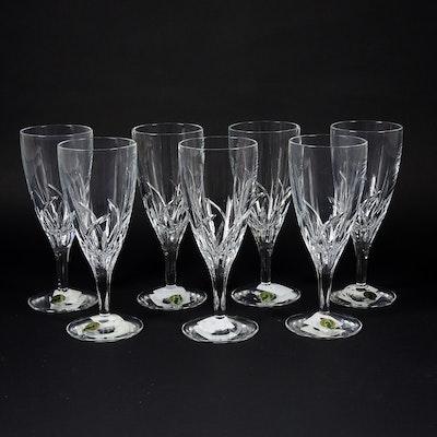 "Waterford Crystal ""Merrill"" Iced Beverage Glasses, 2000–2018"