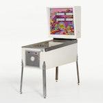 """Gottleib """"Target Alpha"""" Pinball Machine, circa 1976"""