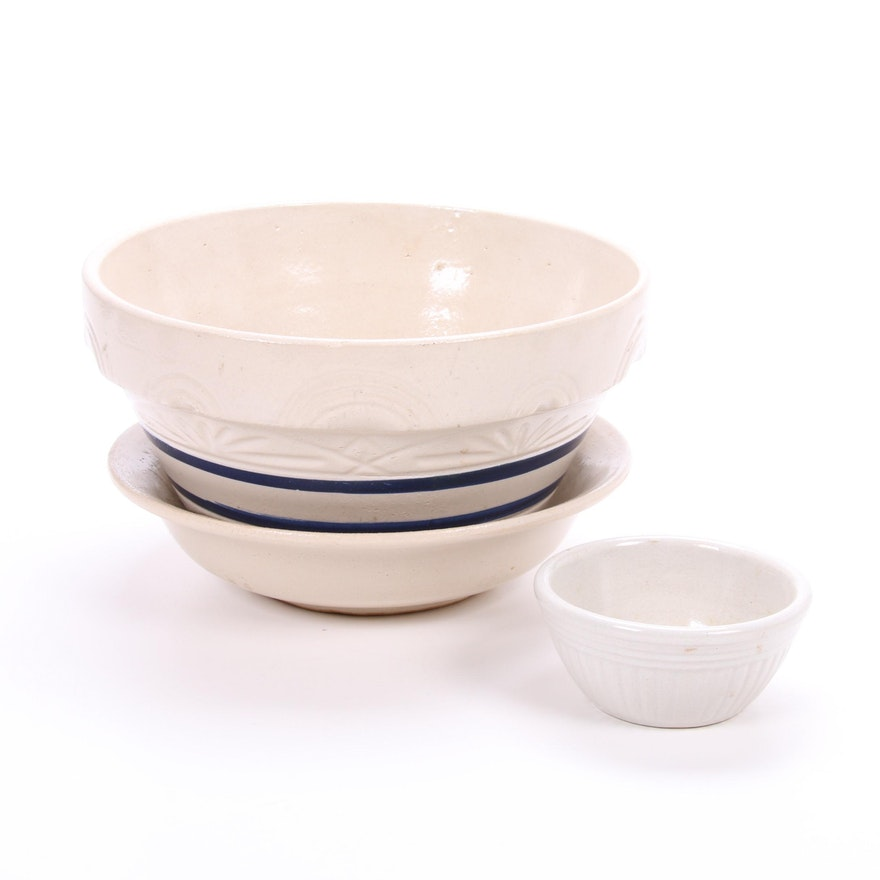 Robinson Ransbottom Pottery Bowls