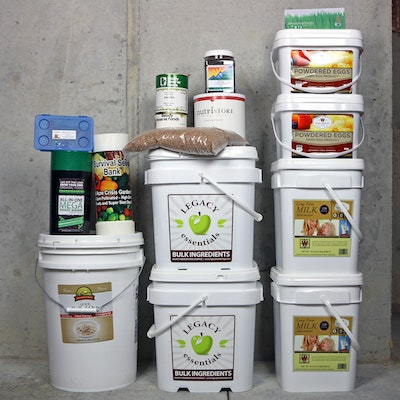 Wise, Legacy and Augason Farms Emergency Food Supplies and More