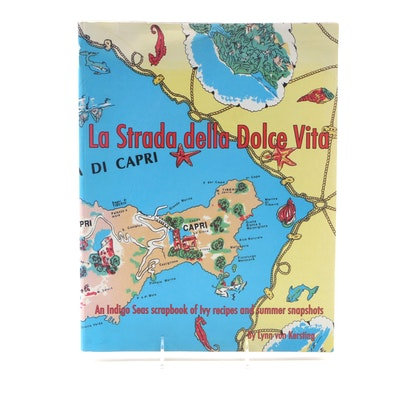 "First Edition ""La Strada della Dolce Vita"" by Lynn von Kersting, 2006"