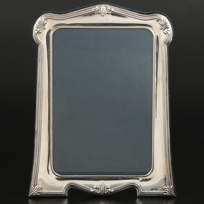 English Sterling Silver Picture Frame, 1994