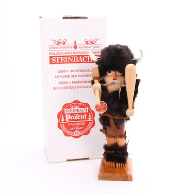 "Steinbach ""The Viking"" Handcrafted Nutcracker"