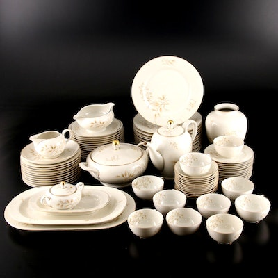 Jaeger & Co. Bavarian Porcelain Dinnerware, 1949–1973