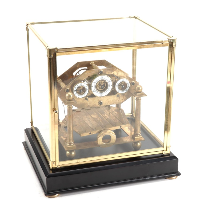 Pro Clocks Traditional Congreve Rolling Ball Clock